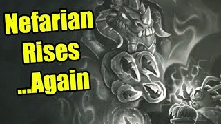 Hearthstone Tavern Brawl: Nefarian Rises!...Again