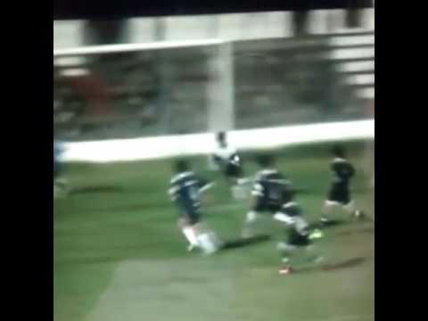 Gol en Olavarria...Copa Embajadores.