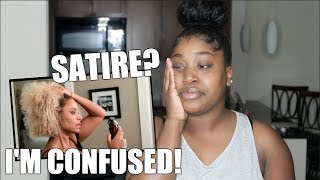 IT'S A NO FOR ME... | NAPPILY EVER AFTER REACTION