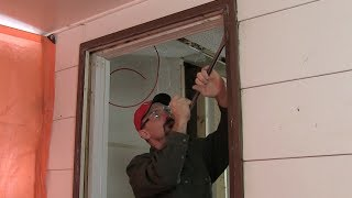How To Remove an Exterior Door