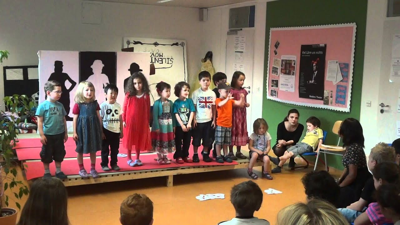theatre (song): goldilocks went to the house of the bear - youtube