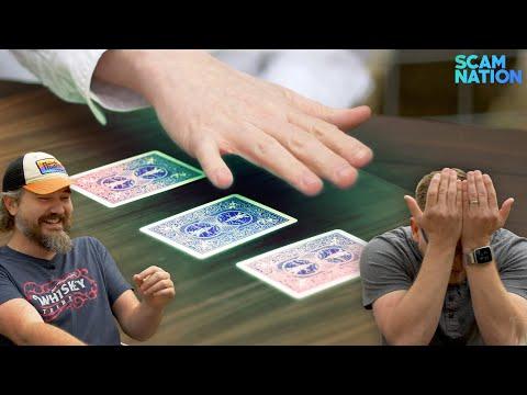 Mental Monte With Diamond Jim Tyler | Card Essentials