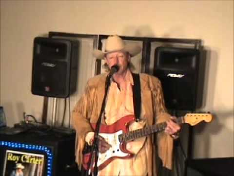 Roy Carter  Blues Man