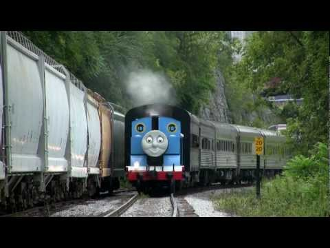 Thomas The Tank Engine @ Tennessee Central Railway