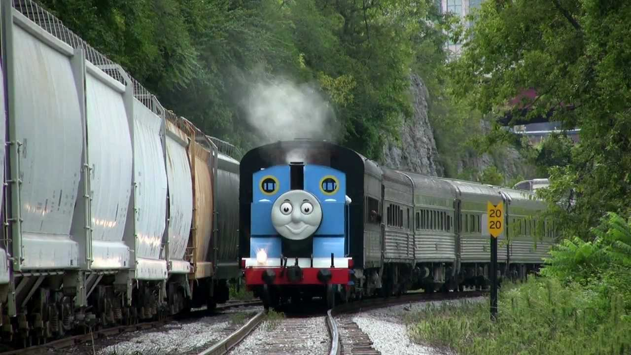 Thomas The Tank Engine Tennessee Central Railway Youtube