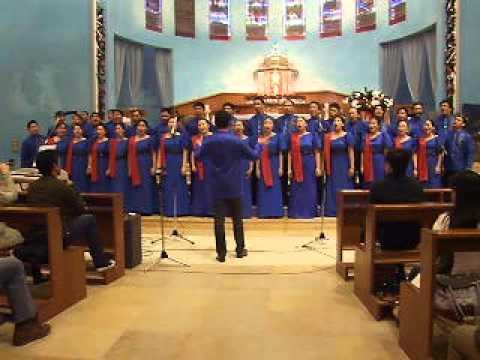 JINGLE BELLS CALYPSO by The Lord's Choir, Qatar