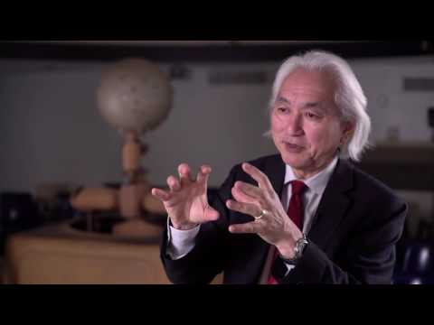 Michio Kaku Talks String Theory