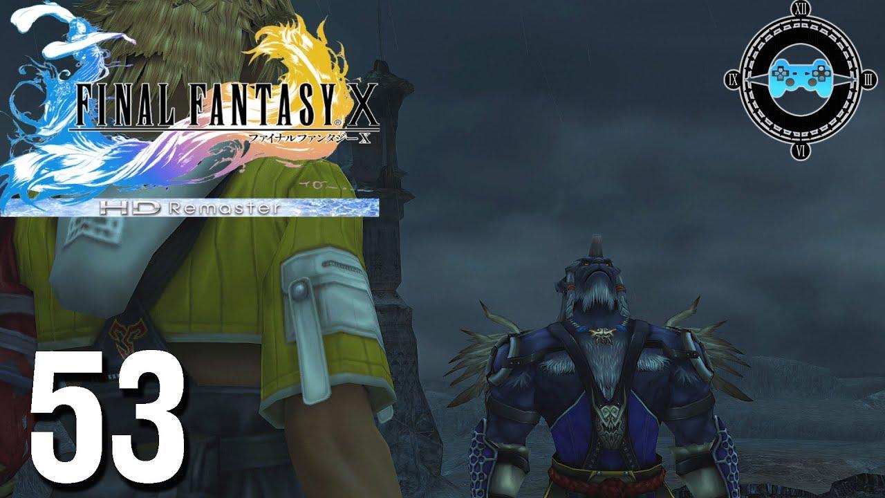 Final Fantasy X Walkthrough Episode 28 Blitzball Break By