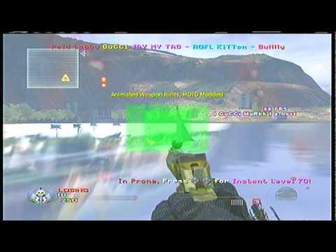 MW2 10th prestige/unlock all lobby