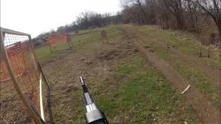 Mysticookiebear @ Missouri 3 Gun Championship Stage 8 Seeing Double GoPro view