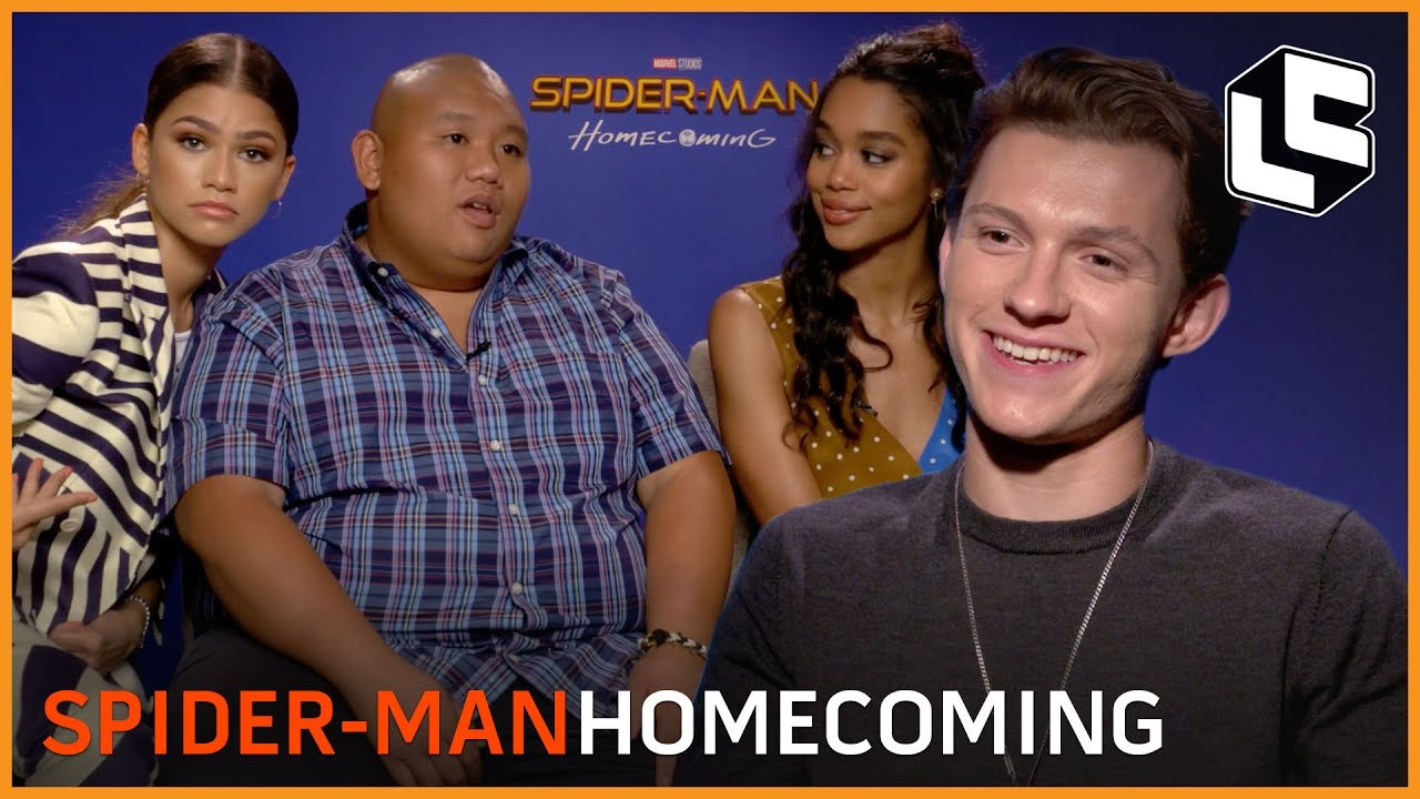 Spider-Man: Homecoming - Cast Interview