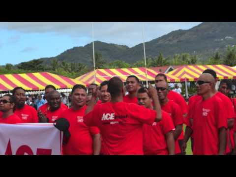 2014 American Samoa Flag Day Events (Slide Show)