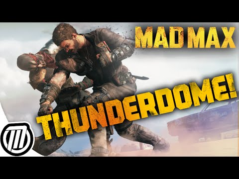 mad max gameplay walkthrough thunderdome part 8. Black Bedroom Furniture Sets. Home Design Ideas