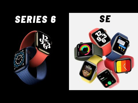 Apple Watch Series 6 vs Watch SE - there is a new default Apple Watch in town!