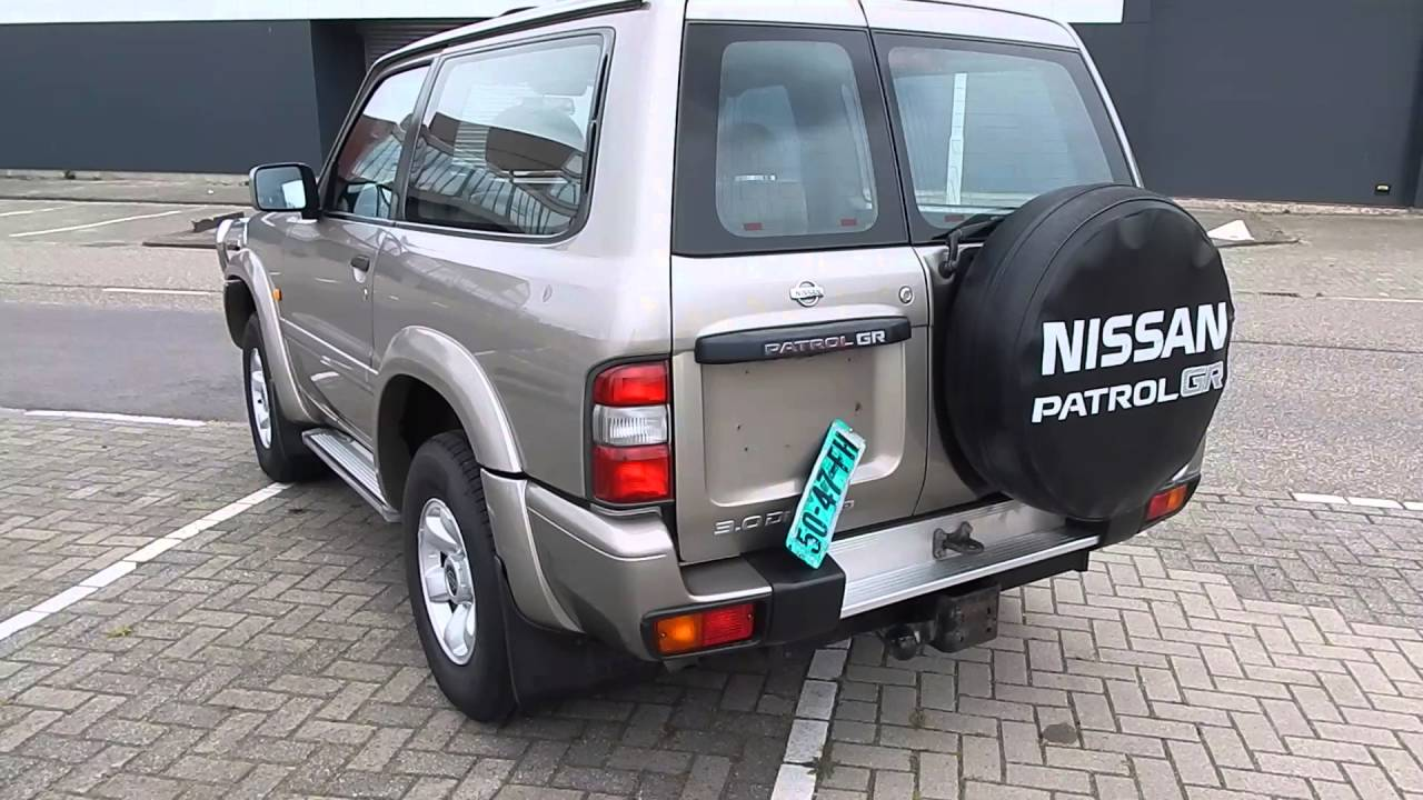 nissan patrol gr 3.0 di*2000* excellent condition* - youtube