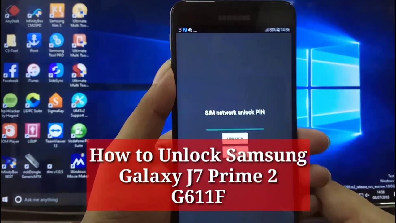 sim network unlock pin samsung j7 prime