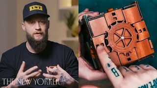 How YouTuber Chris Ramsay Makes Millions Solving Puzzles | Annals of Obsession | The New Yorker