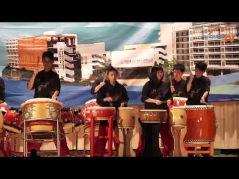 Chinese Drum Team - HKBUAS Chinese Cultural Day 2018