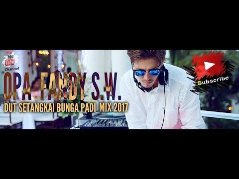 Lagu remix DUT MIX 2017 || opa fandy sw _ setangkai bunga padi mixing ||