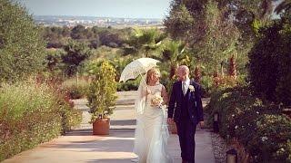 Kirsten & Greg's Mallorca Wedding Day