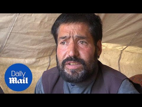 Afghan father seeks justice after daughter is killed by in-laws - Daily Mail