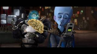 The all-new adventure THE BUTTON OF DOOM (Megamind movie)