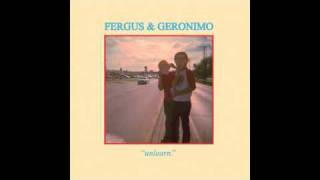 Fergus & Geronimo - Baby Don