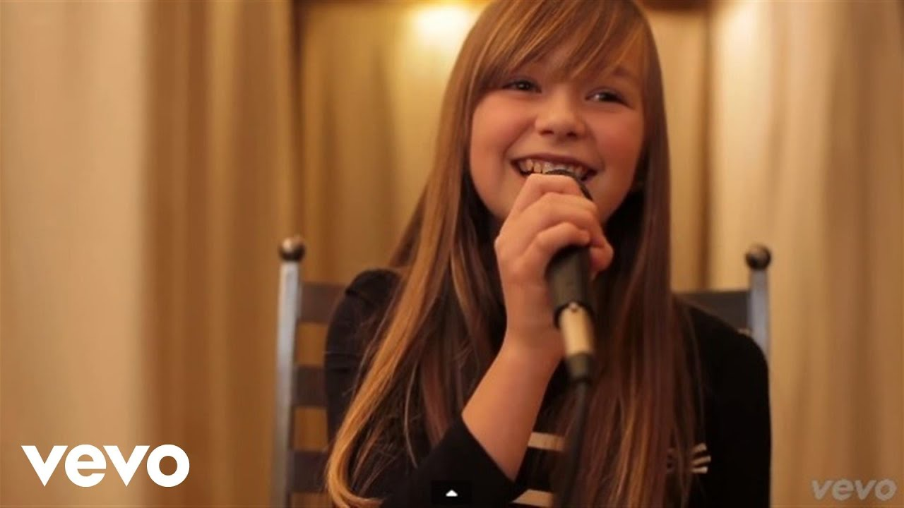 Connie Talbot - Let It Be (HQ) - YouTube