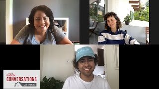 Conversations at Home with Ramy Youssef & May Calamawy of RAMY