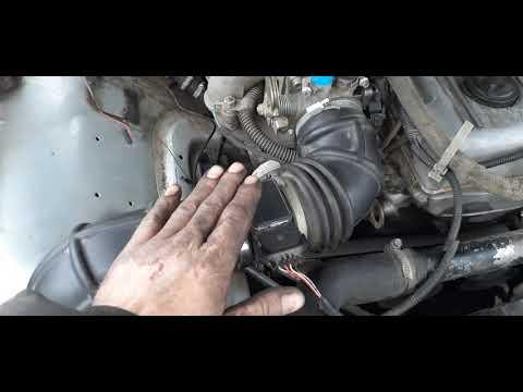 Проблемы с ДМРВ сименс, газ 105 - 406 двиготель