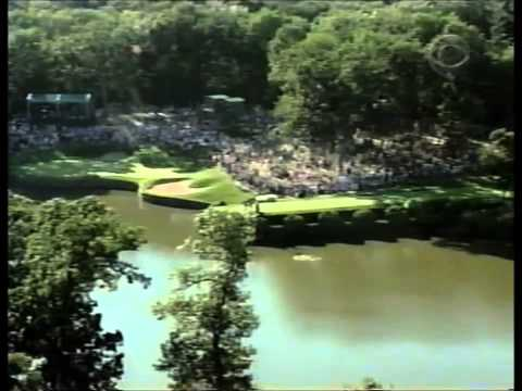 2006 PGA Championship Sunday Golf Highlights