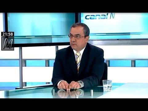 Entrevista al ministro de Economía y Finanzas, Carlos Oliva en Canal N