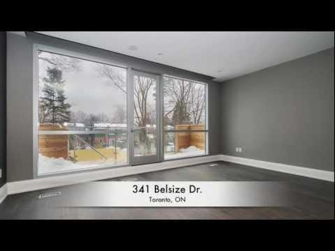 341 Belsize Dr, Toronto, ON