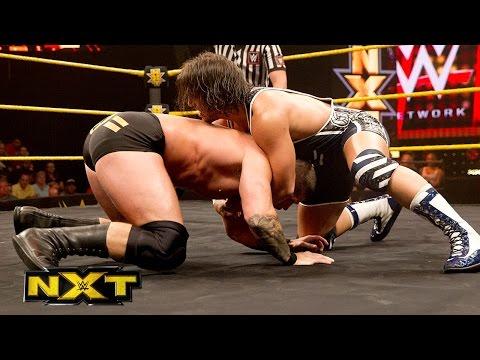 Jason Jordan & Chad Gable vs. Elias Samson & Steve Cutler: WWE NXT, July 15, 2015