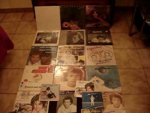 Mike Francis - My Collectors Vinyls, Cd, Vhs & Posters