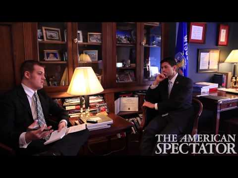 The American Spectator Interview With Paul Ryan