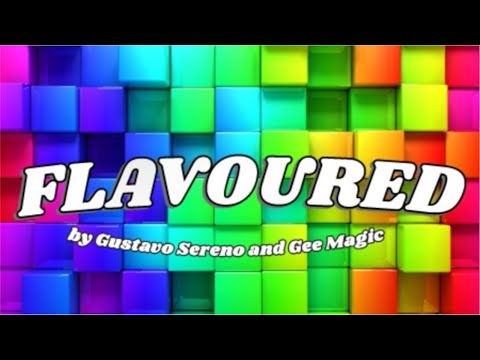 Flavoured by Gustavo Sereno and Gee Magic Promo Video