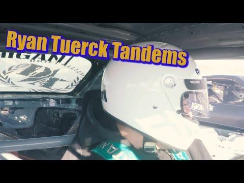 Ryan Tuerck Tandem Ride along !