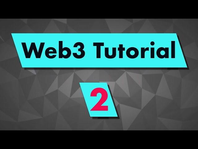 Web3 Tutorial: Install Web3 on Mac, Linux or Windows