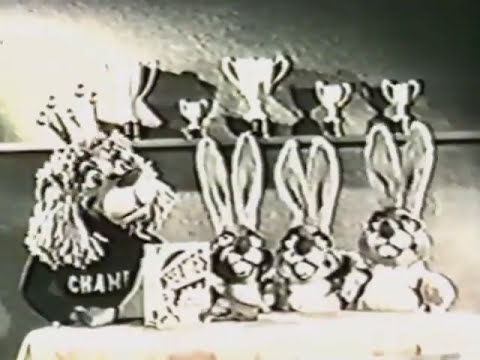 Wheaties Commercial W Champy The Lion   Bomb   1950s