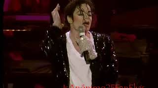 Michael Jackson - One Day In Your Life - Live