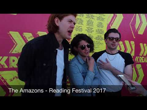 The Amazons - Reading Festival 2017