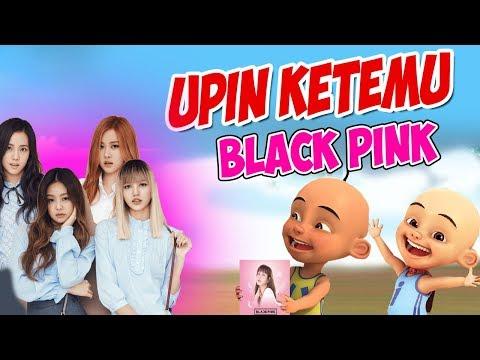 Upin Ipin Bertemu Black Pink , Upin Senang ! GTA Lucu