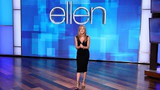 The One Where Jennifer Aniston Reveals Dark Secrets About Ellen