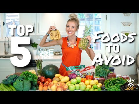 My Top 5 Foods To Avoid + Raw Vegan Food Haul (Whole Foods, Plant-based)