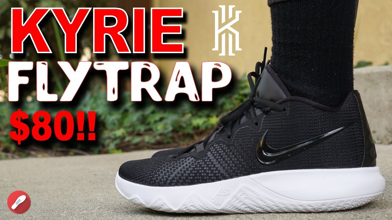 Nike Kyrie Flytrap ( 80 Budget Model) First Impressions! - YouTube 14c5680eb0bb
