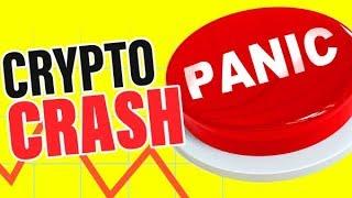 🔴Bitcoin Crypto Crash Panic MODE ON? @fatpigsignals 🔴Crypto Live ETH NEO XRP XMR TRX BCH