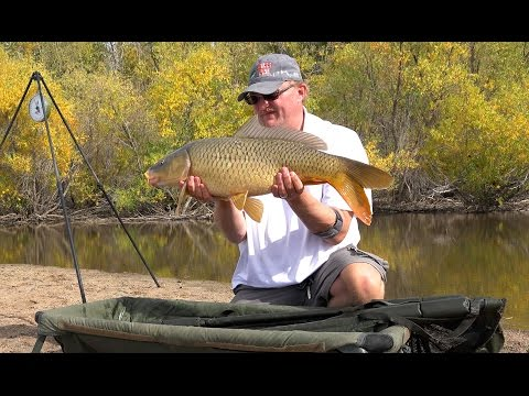 CarpQuest S4E21 - Carp Fishing with Jeremy from Born to Fish Media