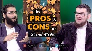 The Pros & Cons of Social Media - Ismail Bullock & Muhammad Khan