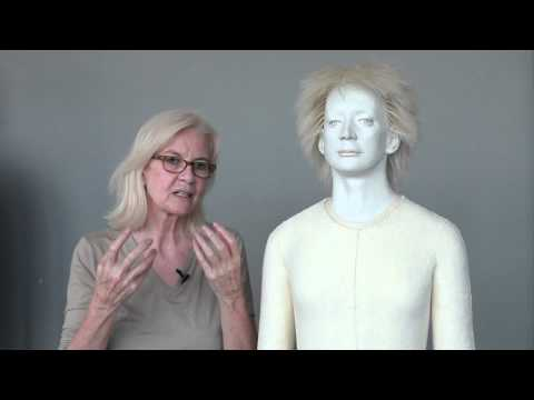 Sculptor and National Academician Judith Shea